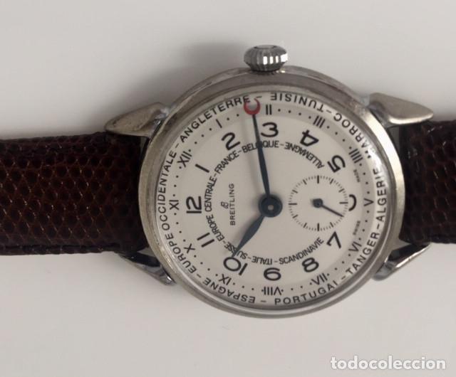 Relojes- Breitling: BRETLING VINTAGE C.1940 EDIC.ESPECIAL. - Foto 5 - 217572740