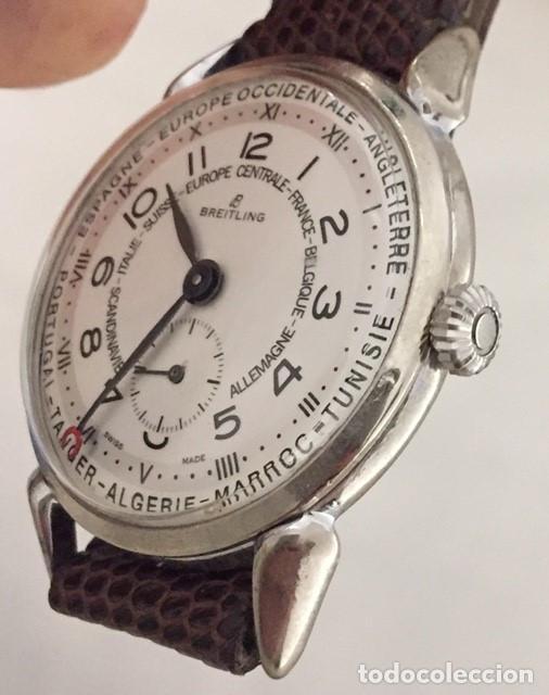Relojes- Breitling: BRETLING VINTAGE C.1940 EDIC.ESPECIAL. - Foto 3 - 217572740