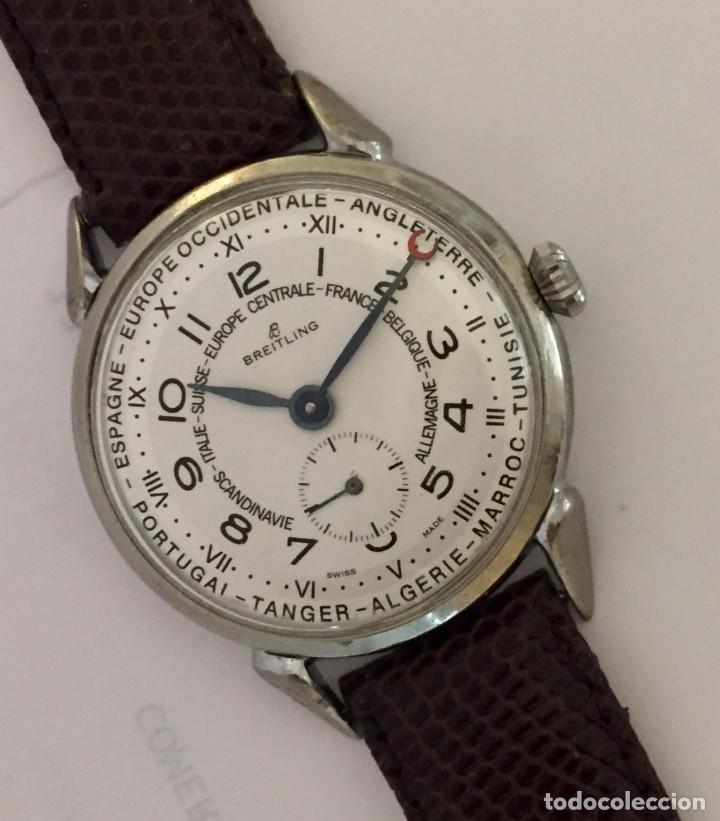BRETLING VINTAGE C.1940 EDIC.ESPECIAL. (Relojes - Relojes Actuales - Breitling)