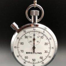 Relojes- Breitling: CRONOMETRÓ BREITLING NUEVO / RELACIONADO RELOJ ROLEX OMEGA LONGINES CARTIER HUBLOT. Lote 221379221