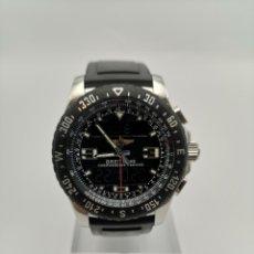 Relojes- Breitling: BREITLING AIRWOLF RAVEN A78364 QUARTZ ACERO. Lote 221976406
