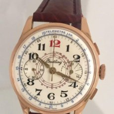 Relojes- Breitling: BREITLING CRONO ORO 18KTS.OLD STOCK. Lote 223649717