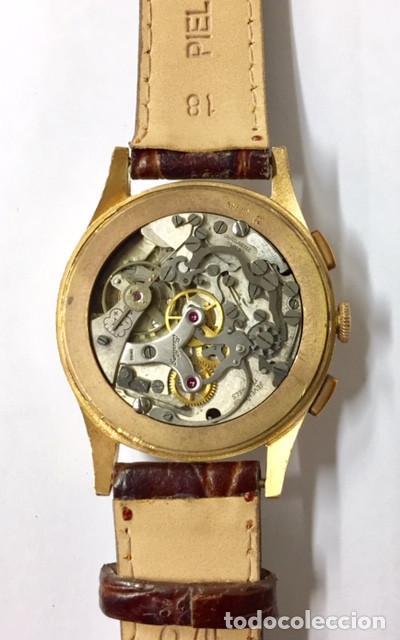 Relojes- Breitling: BREITLING ORO 18Kt CHRONOGRAFO.C.1.940 - Foto 5 - 145300890