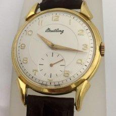 Relojes- Breitling: BREITLING PLAQUÈ ORO VINTAGE.. Lote 231678330