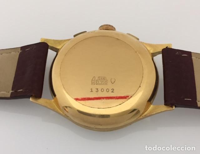 Relojes- Breitling: BREITLING CRONO ORO 18Kt.VINTAGE ¡¡NUEVO!! - Foto 5 - 232396290