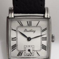 Relojes- Breitling: BREITLING VINTAGE ACERO.. Lote 232655065