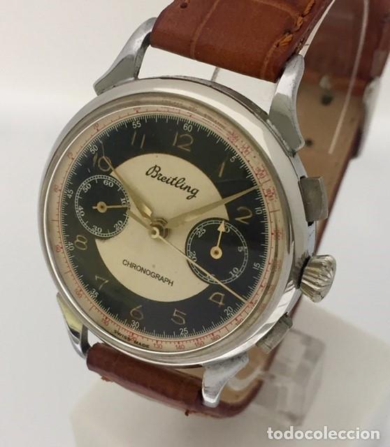 Relojes- Breitling: BREITLING CRONO VINTAGE. - Foto 2 - 232655380
