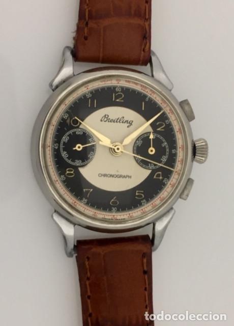 Relojes- Breitling: BREITLING CRONO VINTAGE. - Foto 3 - 232655380