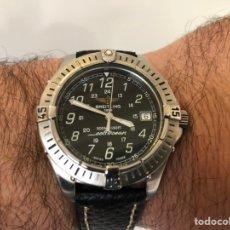 Relojes- Breitling: RELOJ CABALLERO BREITLING COLT OCEAN QUARTZ ACERO. Lote 233439930