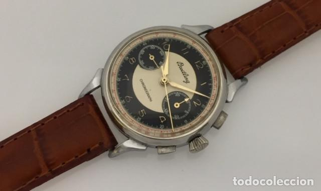 Relojes- Breitling: BREITLING CRONO VINTAGE. - Foto 3 - 233766665