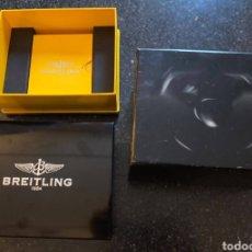 Relojes- Breitling: ESTUCHE PARA RELOJ BREITLING ( DEL AÑO 2007). Lote 237112675