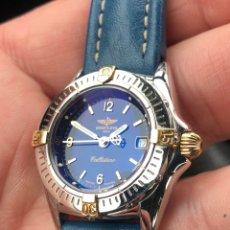 Relojes- Breitling: RELOJ BREITLING CALLISTINO B52045 ACERO/ ORO DAMA. Lote 237558165