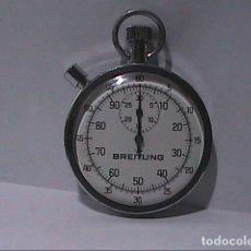 Relojes- Breitling: CRONÓMETRO A CUERDA BREITLING. FUNCIONA PERFECTAMENTE. AÑOS 70.. Lote 243396295