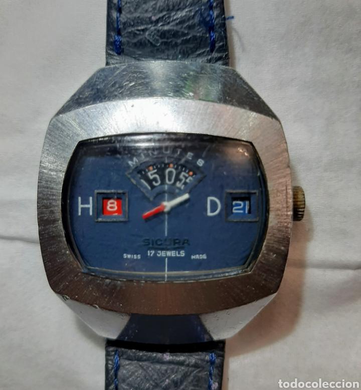 RELOJ SICURA (BREITLING) MODELO JUMP HOUR (Relojes - Relojes Actuales - Breitling)