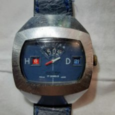 Orologi- Breitling: RELOJ SICURA (BREITLING) MODELO JUMP HOUR. Lote 246587560