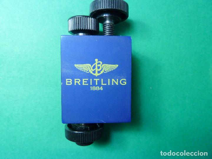Relojes- Breitling: Útil para extraer eslabones. - Foto 2 - 248606515