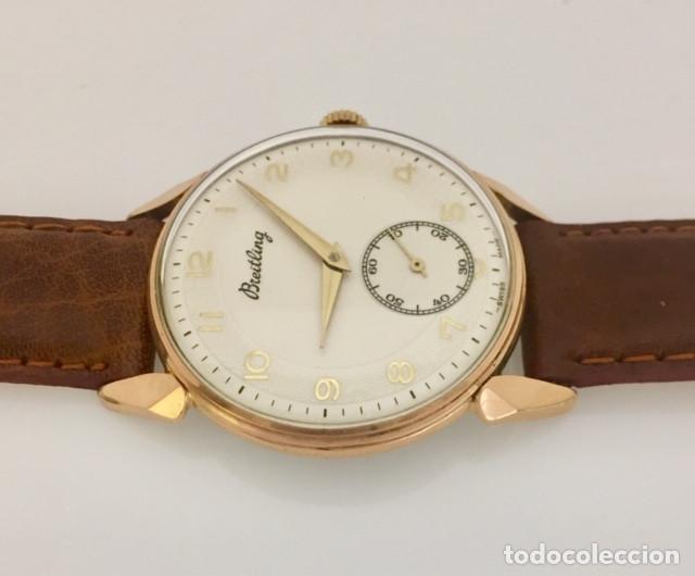 Relojes- Breitling: BREITLING VINTAGE-PLAQUÉ ORO - Foto 2 - 253753805