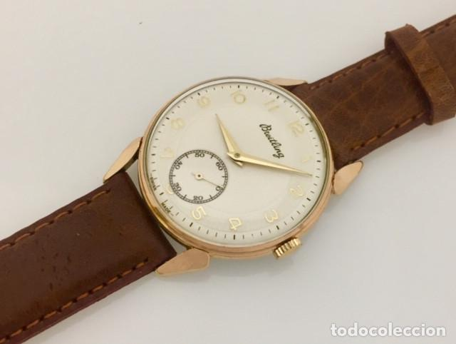 Relojes- Breitling: BREITLING VINTAGE-PLAQUÉ ORO - Foto 3 - 253753805