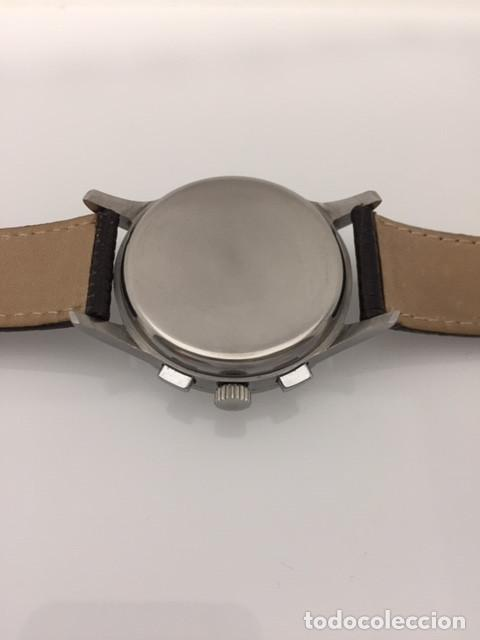 Relojes- Breitling: BREITLING VINTAGE CRONO TRIPLE CALENDARIO FASE DE LUNA - Foto 5 - 253756380