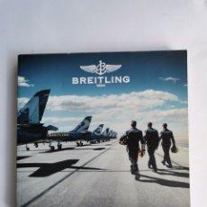 Relojes- Breitling: CATALOGO DE RELOJES BREITLING 2016. Lote 261344360