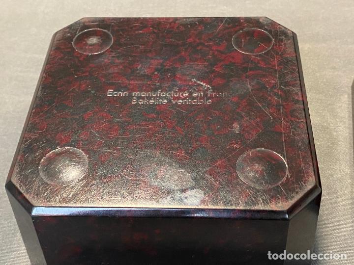 Relojes- Breitling: caja de reloj BREITLING , bakeliite , en buen estado y vacía - Foto 6 - 264810299