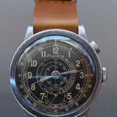 Relojes- Breitling: RARO BREITLING AVIADOR AÑOS 30 (TELEMETRE). SE ACEPTA PAGO A PLAZOS.. Lote 285423013