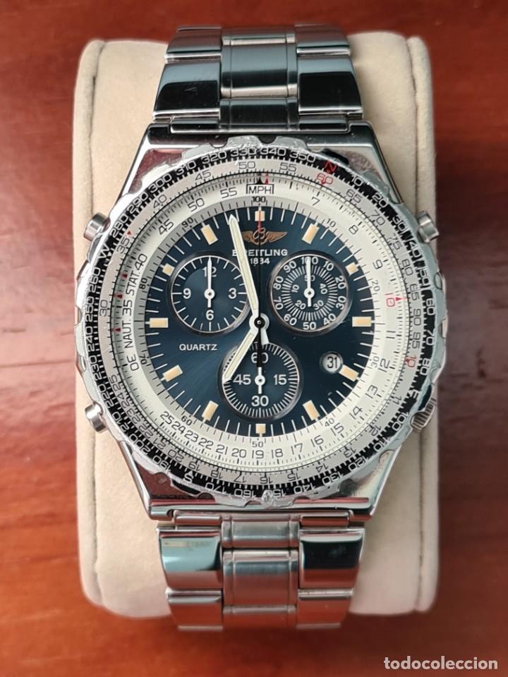 Relojes- Breitling: RELOJ BREITLING JUPITER PILOT A59028 - Foto 2 - 278681293