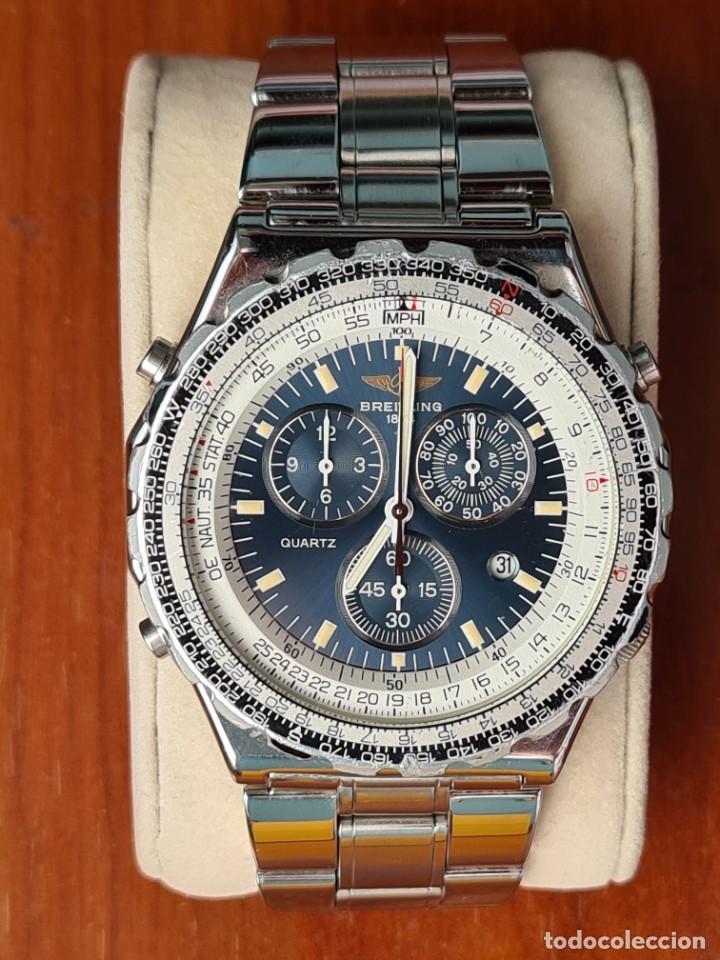 Relojes- Breitling: RELOJ BREITLING JUPITER PILOT A59028 - Foto 3 - 278681293