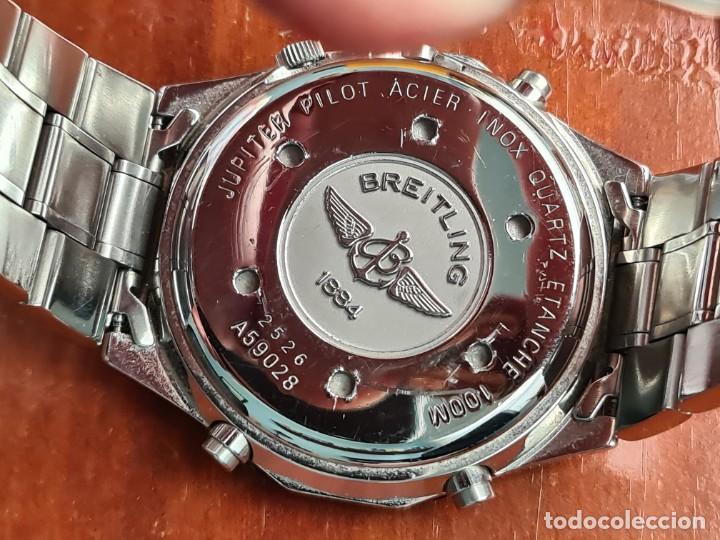 Relojes- Breitling: RELOJ BREITLING JUPITER PILOT A59028 - Foto 5 - 278681293