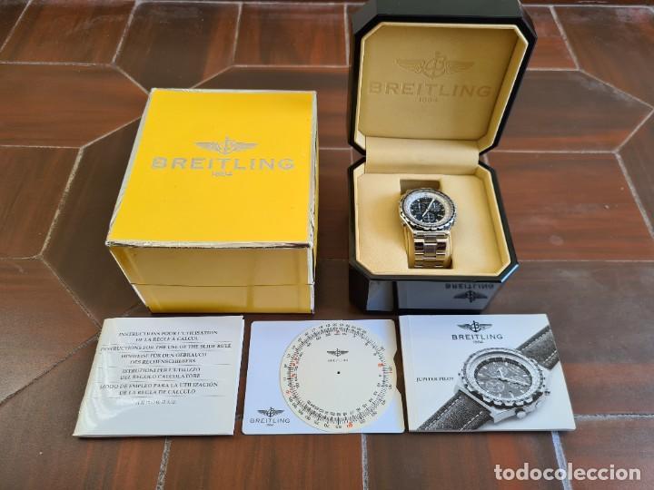 Relojes- Breitling: RELOJ BREITLING JUPITER PILOT A59028 - Foto 10 - 278681293