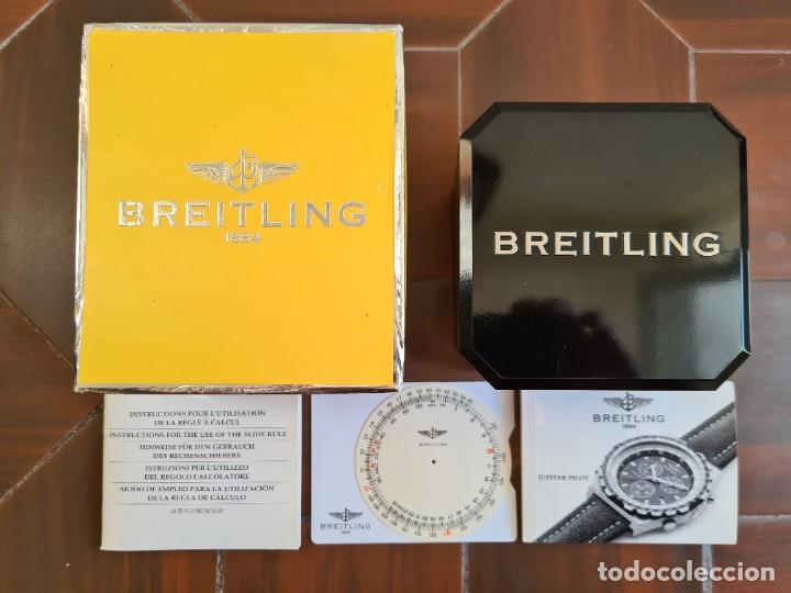 Relojes- Breitling: RELOJ BREITLING JUPITER PILOT A59028 - Foto 11 - 278681293