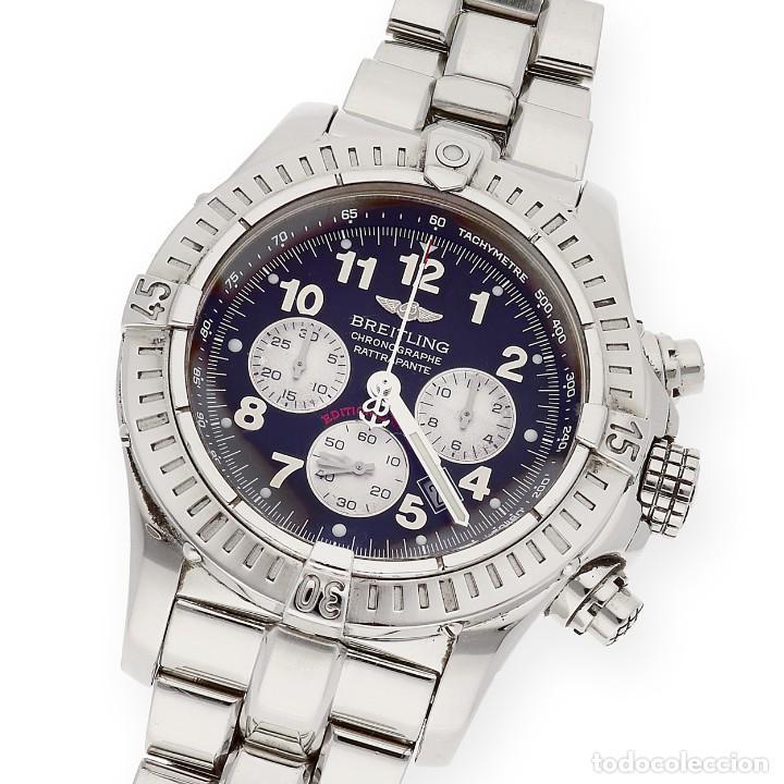 BREITLING RELOJ MODELO RATTRAPANTE CHRONO AVENGER SIXTY NINE LIMITED EDITION DE HOMBRE (Relojes - Relojes Actuales - Breitling)