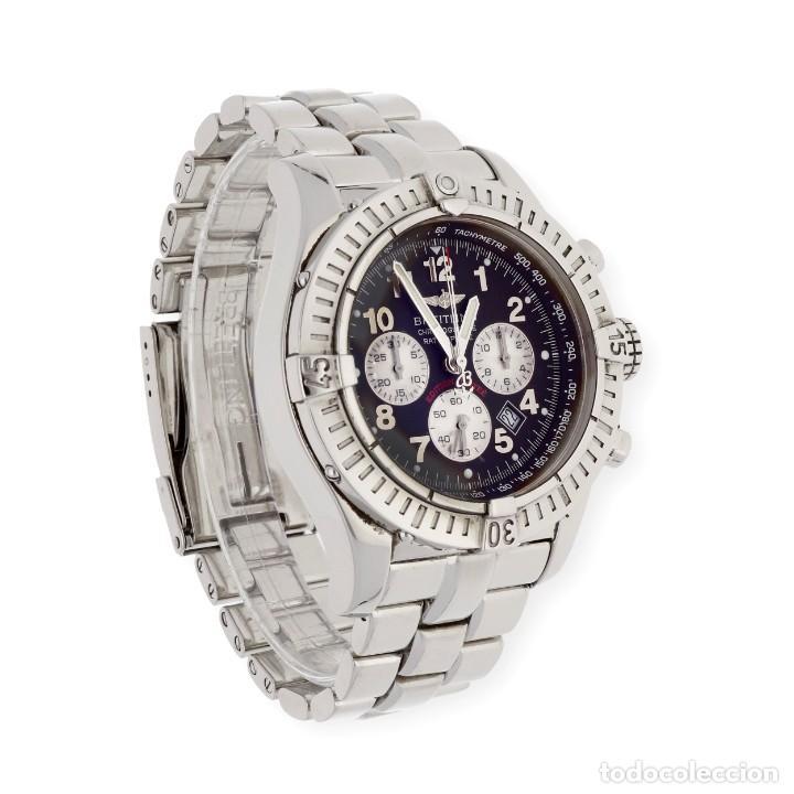 Relojes- Breitling: Breitling Reloj Modelo Rattrapante Chrono Avenger Sixty Nine Limited Edition de Hombre - Foto 3 - 284758133