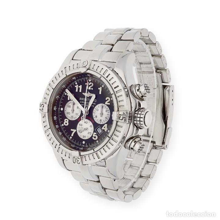 Relojes- Breitling: Breitling Reloj Modelo Rattrapante Chrono Avenger Sixty Nine Limited Edition de Hombre - Foto 4 - 284758133