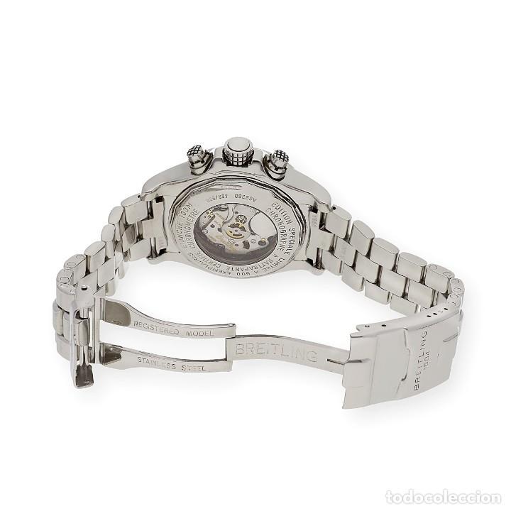 Relojes- Breitling: Breitling Reloj Modelo Rattrapante Chrono Avenger Sixty Nine Limited Edition de Hombre - Foto 7 - 284758133