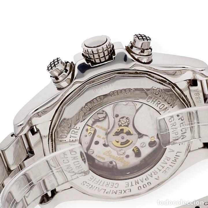 Relojes- Breitling: Breitling Reloj Modelo Rattrapante Chrono Avenger Sixty Nine Limited Edition de Hombre - Foto 8 - 284758133