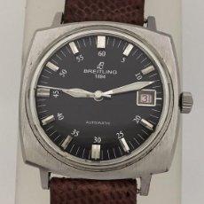 Relojes- Breitling: BREITLING VINTAGE ACERO.. Lote 286570493