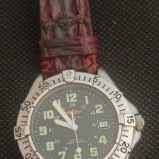 Relojes- Breitling: RELOJ DE HOMBRE BREITLING COLT 300M REF.A57035 BRAZALETE ALLIGATOR HORNBACK. Lote 286604353
