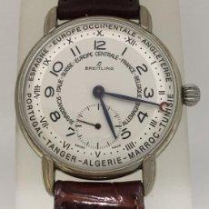 Relojes- Breitling: BREITLING VINTAGE EDIC.PAISES-AÑOS 40.. Lote 286754848