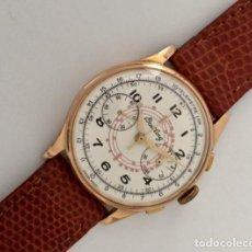 Relojes- Breitling: BREITLING ORO 18KTS.CRONO VINTAGE.COMO NUEVO. Lote 287041008