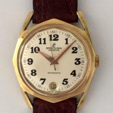 Relojes- Breitling: BREITLING PLAQUÈ ORO.BUENA CONDICION.. Lote 287041348
