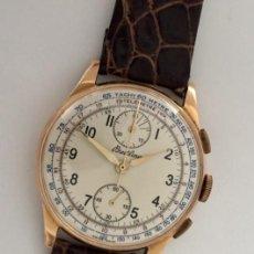 Relojes- Breitling: BREITLING ORO 18KTS.CRONO VINTAGE.COMO NUEVO. Lote 287041188