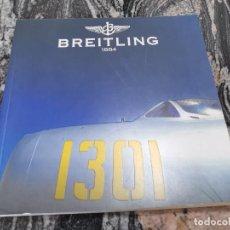 Relojes- Breitling: BREITLING - RELOJES RELOJ CATALOGO PROFESIONAL PUBLICIDAD CHRONOLOG 03 - AÑO 2003--REF-IS. Lote 288473823