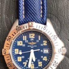 Relojes- Breitling: RELOJ BREITLING COLT QUARTZ A57035 ORIGINAL. Lote 290705838