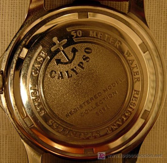 Relojes - Calypso: Reloj CALYPSO, registered model collection 5091 - Foto 2 - 25962589