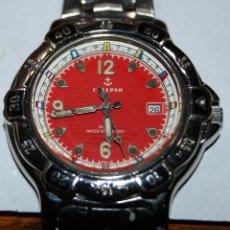 Relojes - Calypso: CALYPSO DE HOMBRE . MECANISMO MIYOTA QUARTZ. Lote 44431211