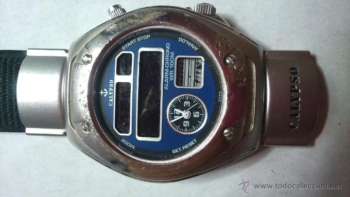 Relojes - Calypso: reloj calypso modelo 304504. estilo marinero - Foto 2 - 48565536