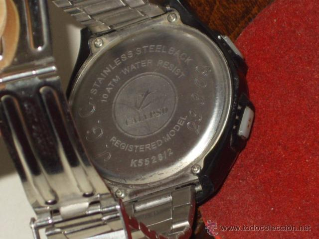 Relojes - Calypso: RELOJ DEPORTIVO CALYPSO. - Foto 6 - 143815025