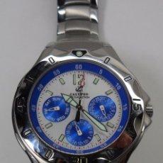 Relojes - Calypso: RELOJ DE CUARZO CALYPSO MULTIFUNCIÓN - REGISTERED MODEL COLLECTION 5153. Lote 57565982
