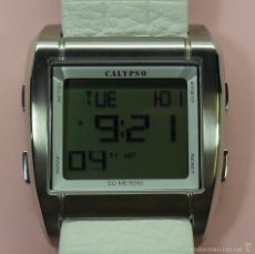 Relojes - Calypso: RELOJ DIGITAL CALYPSO 5ATM - MODELO REGISTRADO K5332. Lote 57899610